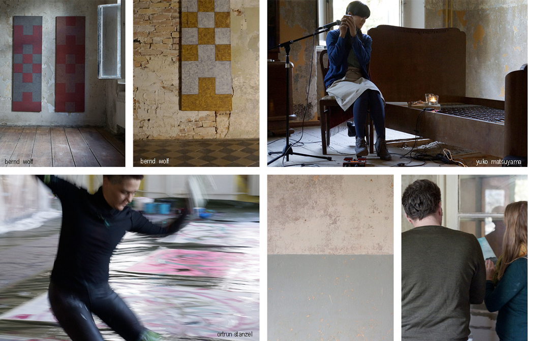 Gemeinschaftsprojekt Ferienhaus-Baugruppe Gut Rossin in Mecklenburg-Vorpommern, Anklamer Land, Peenetal, am Fahrradweg Berlin-Usedom, Co-Housing im Gutshaus